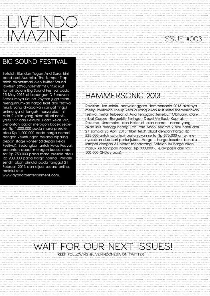 Issue #003