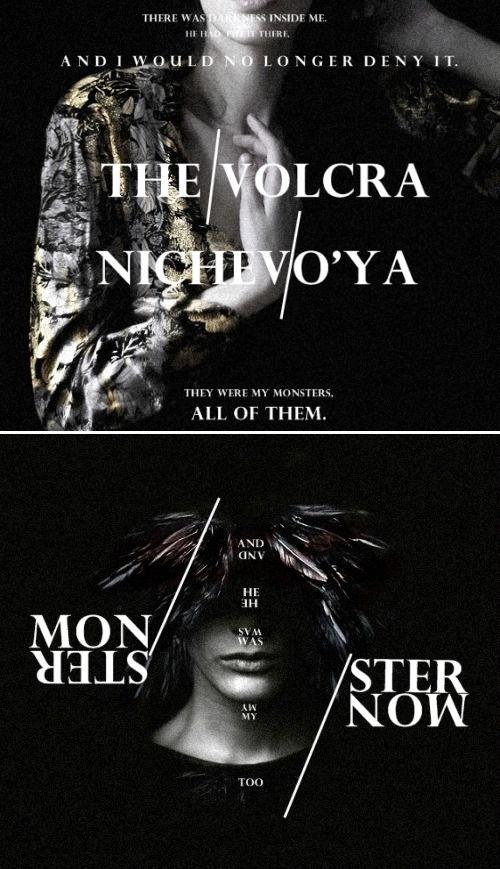 """ L i k e c a l l s t o l i k e . "" - Leigh Bardugo, The Grisha Trilogy"