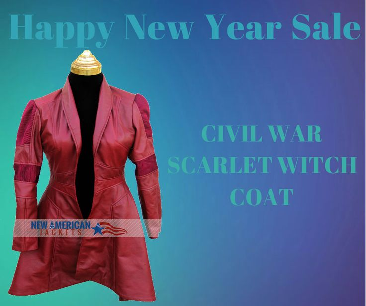 Happy New Year Sale Offer Elizabeth Olsen Civil War Scarlet Witch Coat Just Only At $159 at Online Shop Free Gifts & Free Shipping ,   #CivilWar #ScarletWitch #Coat #ElizabethOlsen #womenfashion #stylish #celebs #style #memes #geek #comic #cosplay #costume #marvel #fashion #fashionlover #fashionstyle #leatherfashion #happywinter #happynewyear #holiday #sexy #hot