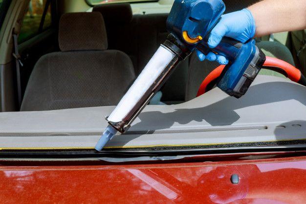 Broken Glass Replacement Car Glass Solution Windshield Glass Auto Glass Windshield