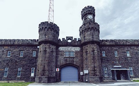 Pentridge Prison Ghost Tours