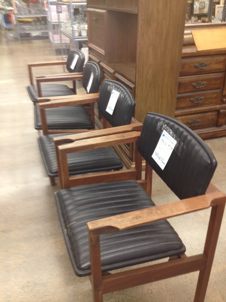 Perfect Retro Chairs At Arcu0027s Value Village St.