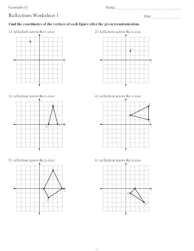 27 Translation Rotation Reflection Worksheet Answers Translations Math Worksheets E Step Tra Geometry Worksheets Math Worksheets Free Printable Math Worksheets
