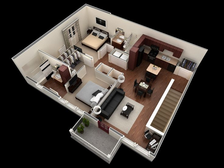 The stunning 1000 square foot house plans portrait above for Home plan 1000 sq feet