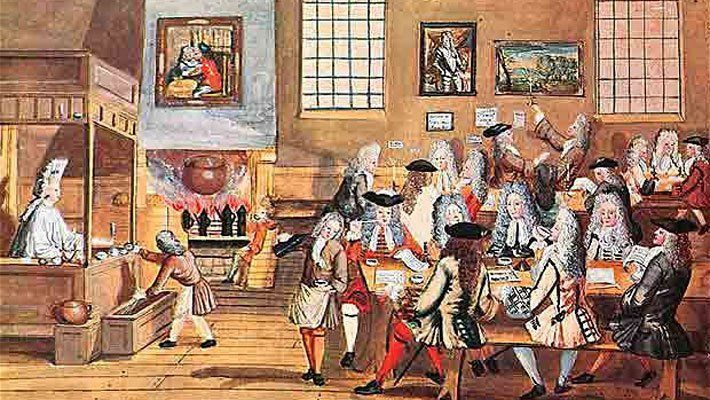 King Charles II Of England Banned Coffeehouses In 1675
