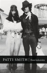 Ihan kakaroita (Patti Smith) -- Patti Smithin pakahduttavan kaunis ja visuaalinen elämänkerta vie täysin mukanaan. Se on intiimi kuvaus 70-luvun New Yorkin taiteilijapiireistä ja Smithin horjumattomasta ystävyyssuhteesta valokuvaaja Robert Mapplethorpen kanssa. Vaikuttava! / Hanna, Adlibris