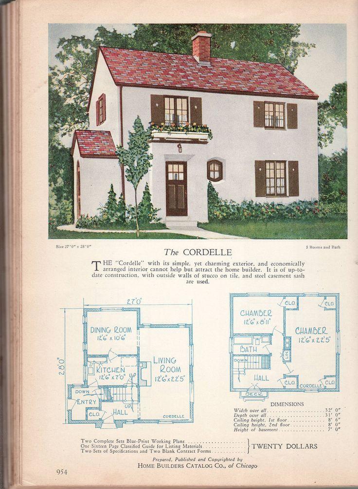 153 Besten Häuser Bauen Bilder Auf Pinterest | Haus Blaupausen .