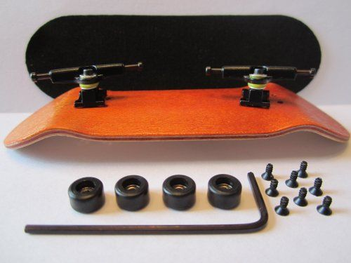SFB Complete Wooden Fingerboard-Truck... $17.99 #bestseller