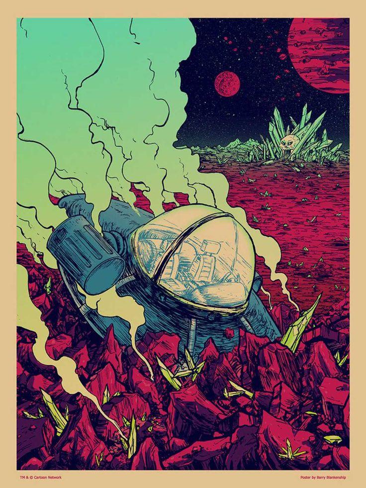 Rick et Morty – Une exposition en hommage au meilleur cartoon de tous les temps | Ufunk.net