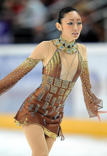 figure skating egyptian dress