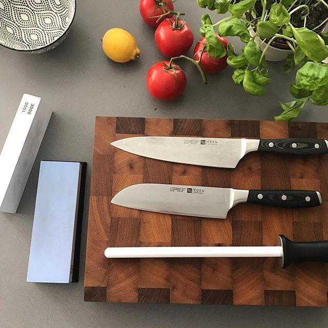 Hoe ga je met je keukenmessen om? Ik hoop niethellip