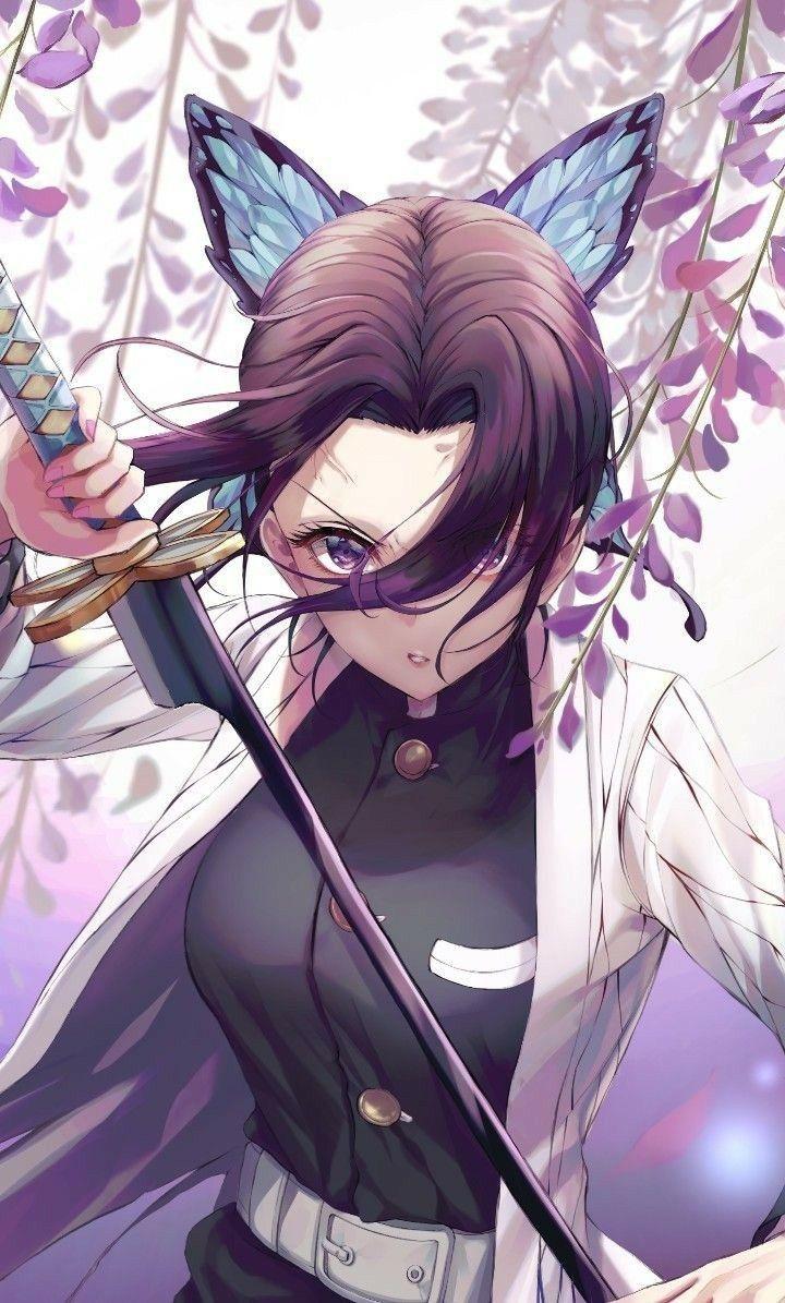 Pin De Emi Naomi Em Kimetsu No Yaiba Em 2020 Personagens De Anime Menina Anime Imagem De Anime