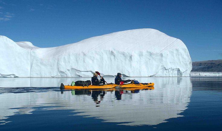 Glacier Kayaking Antarctica Latin America Travel