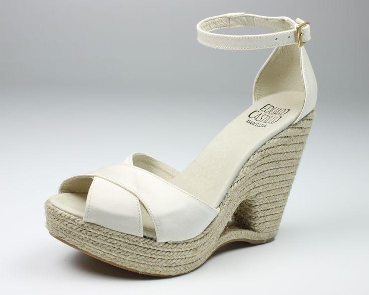 Zapato de novia Cloe
