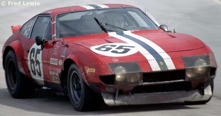 65 - Ferrari 365 GTB/4 - Dan Ward Racing