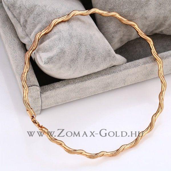 Kolombina nyaklánc - Zomax Gold divatékszer www.zomax-gold.hu
