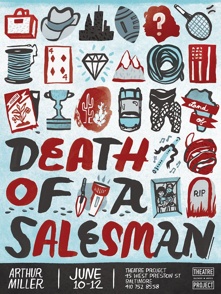 the tragedy of a common man in death of a salesman But the tragic hero of death of a salesman, willy loman, doesn't necessarily suffer from pride instead, he suffers from a false vision of what helps a man achieve.