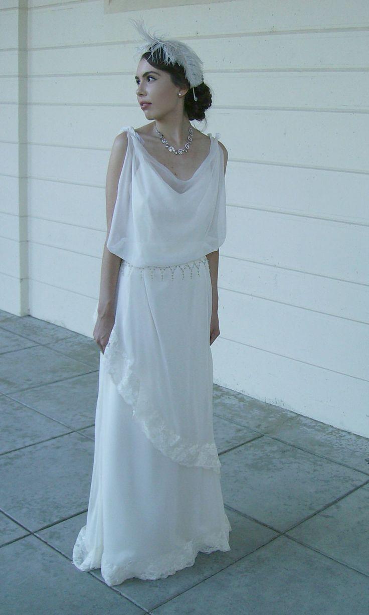 Perfect Short Vintage Inspired Wedding Dresses Photos - All Wedding ...