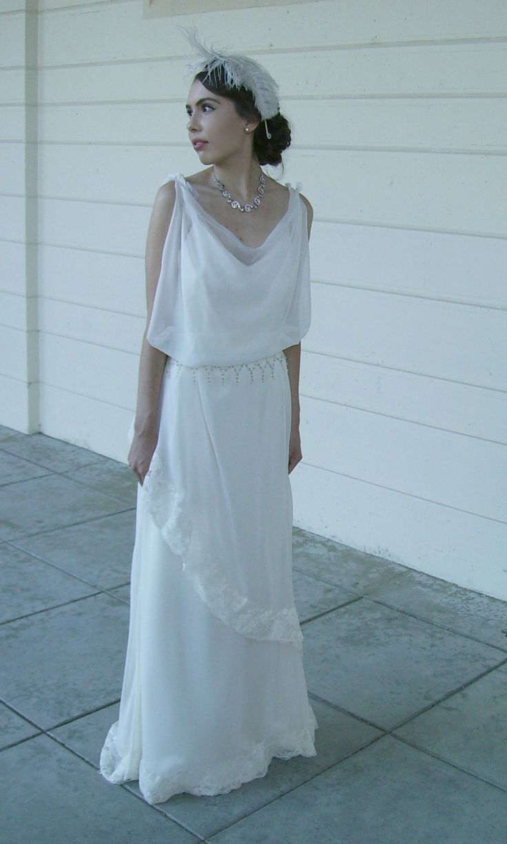 wedding dresses wedding dresses 20 s Inspired Wedding Dresses