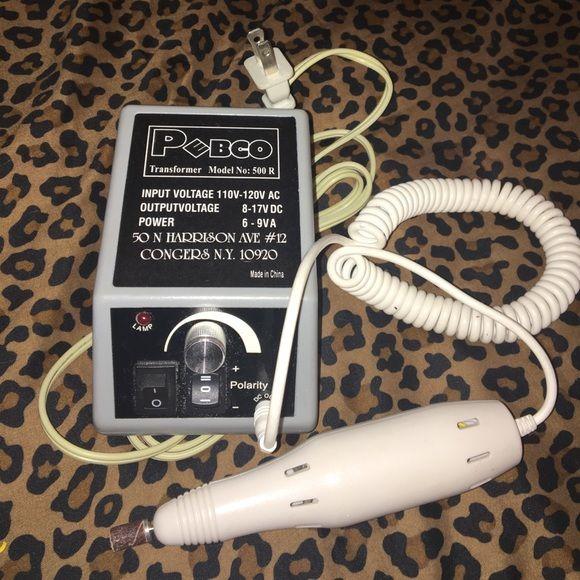 pebco nail machine