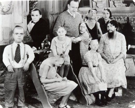 Freaks, Human Oddities, Freak Shows and Side Shows: Part I - Famous Freaks