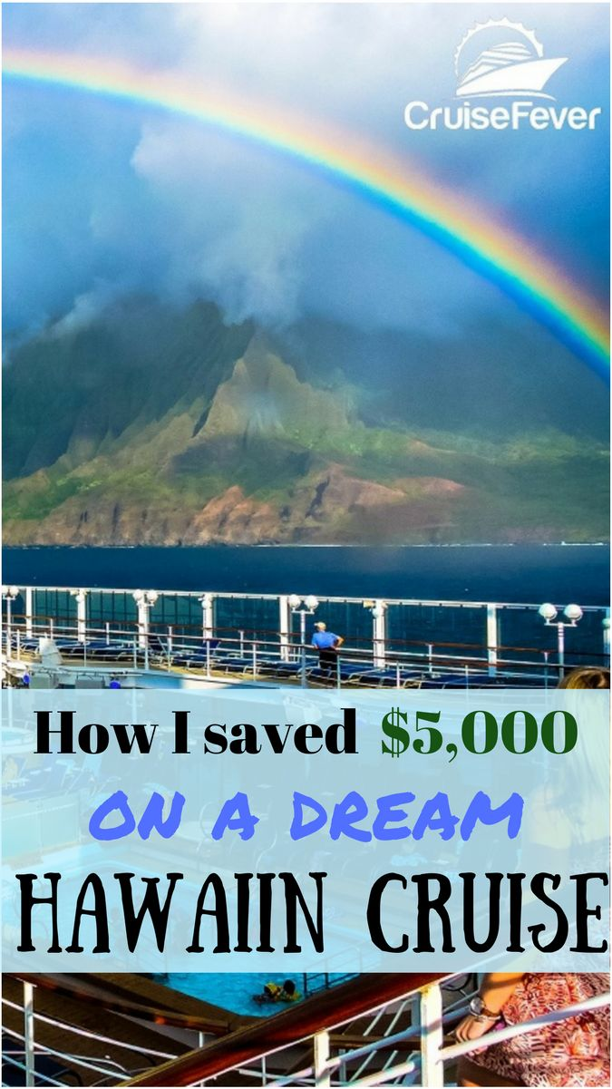 My wife and I have always dreamed of taking an Hawaiian cruise, but when we added up the cost of the cruise, airfare, and excursions, it ended up being in the ballpark of $7-8,000, way more than we could afford. Last week, we were able to take a seven night cruise around the Hawaiian islands on Norwegian's Pride of America, here is how we saved thousands and made our dream possible. Cruise Fever.