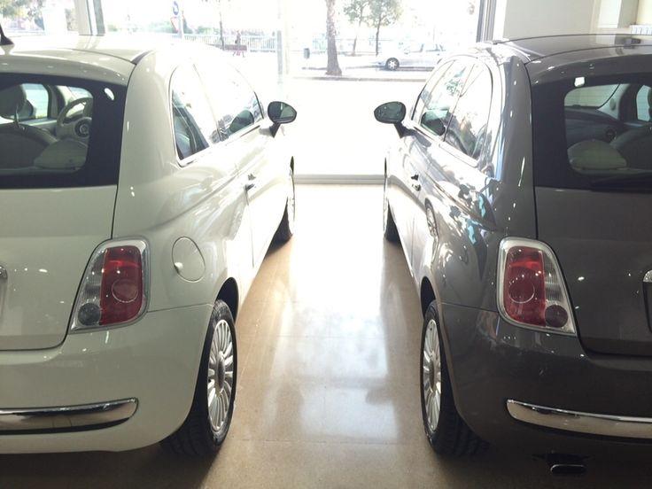 Fiat 500 Lounge, 30.000km, año 2013, 1 año de garantía y todo incluido. 8.990€ Gerencia, KM0, Segundamano, Barcelona