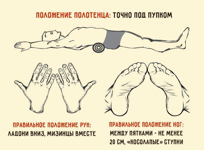 Это замечательная альтернатива физическим упражнениям на укрепление позвоночника. Испробуйте этот метод – спина будет вам благодарна.