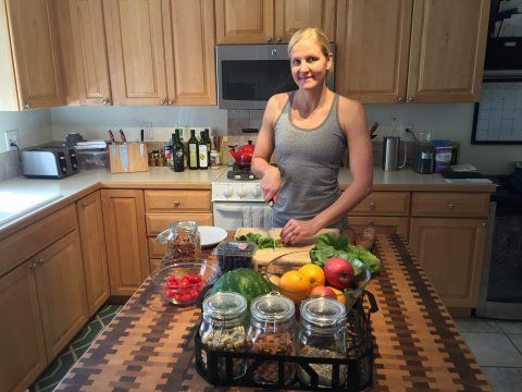 17 Questions about food with Kirsty Coventry http://www.wholefoodsmarket.com/blog/17-questions-kirsty-coventry #FoodHabits [ http://GroovyBeets.com ]