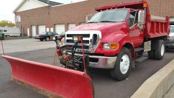 Ford f650 dump truck transmission | Mitula Cars