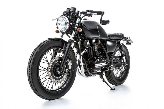 Dream Motorcycle, Let's build this jewel. Honda GB250 by Ellaspede