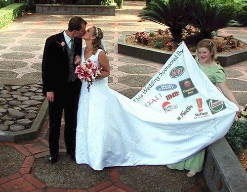 Image Result For Sponsored Wedding