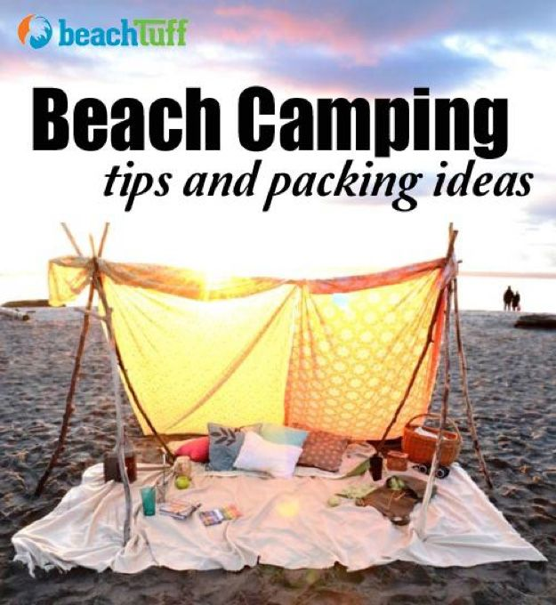 1000+ images about Camping at the Beach on Pinterest ...