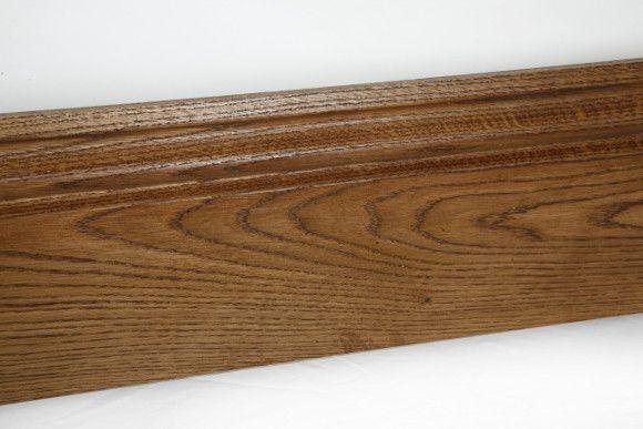new oak skirting board