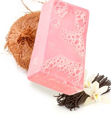 Rock Star Soap - best candy-scented soap!
