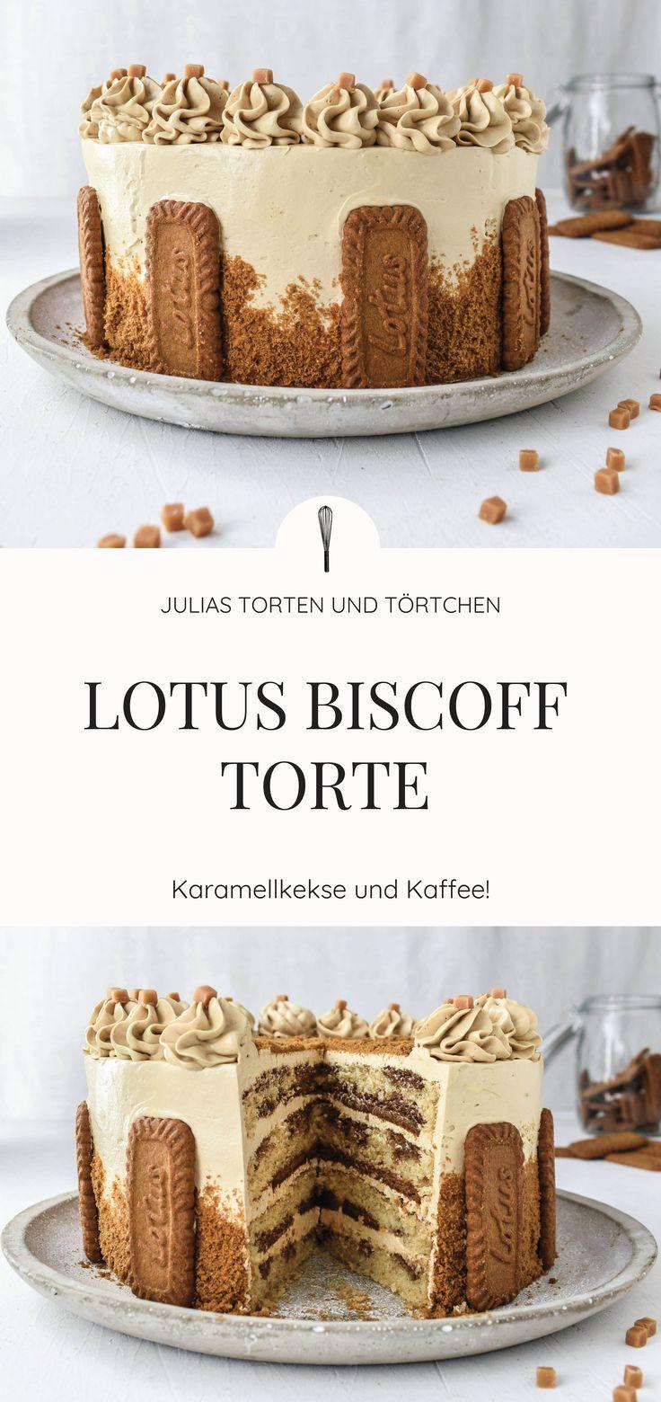Lotus Biscoff Torte