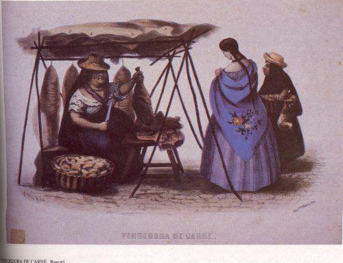 El mercado de Bogotá en el siglo XIX