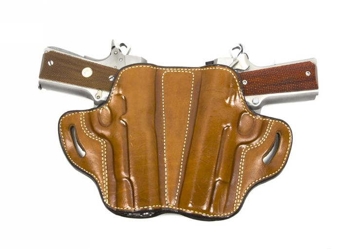 Small of back holster. Available from Nevada Gun Leather
