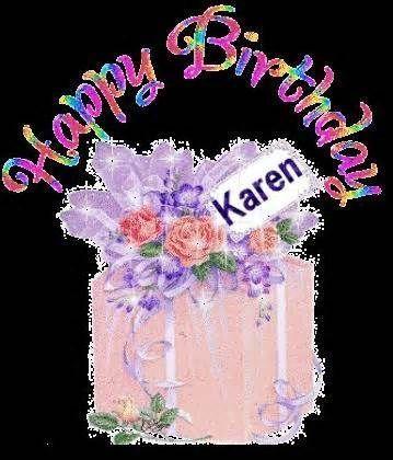 Happy Birthday Karen Login To Give Your Vote Download