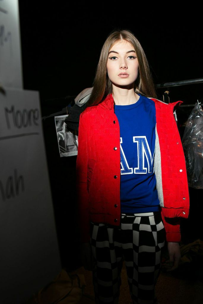 Backstage @ NZFW14  www.andreamooreboutique.com