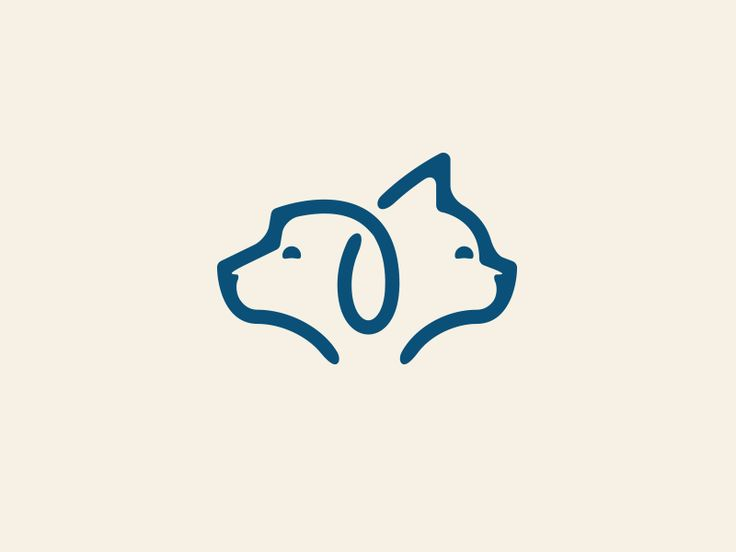 Small component of a pet-sitting logo for a friend.  Full logo attached~