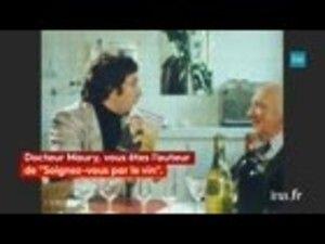 """Le Beaujolais nouveau 2016 est dévoilé jeudi 16 novembre. Pour l'émission satirique """"La Lorgnette"""", Stéphane Collaro interviewe un médecin qui vante les bienfaits du vin, y trouvant un remède approprié pour chaque type de maladie..."""