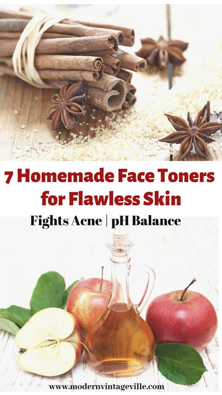 7 Recipes of Homemade Face Toners for Glowing Skin