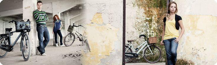 Cortina beachcruiser, kinderfietsen bij Ado Bike