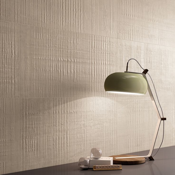 Gesso collection by Provenza #emilgroup #tiles #ceramics #walltiles #interiordesign #madeinitaly #architecture #style #plasterinspiration #plastereffect #gesso #dune #modern #home