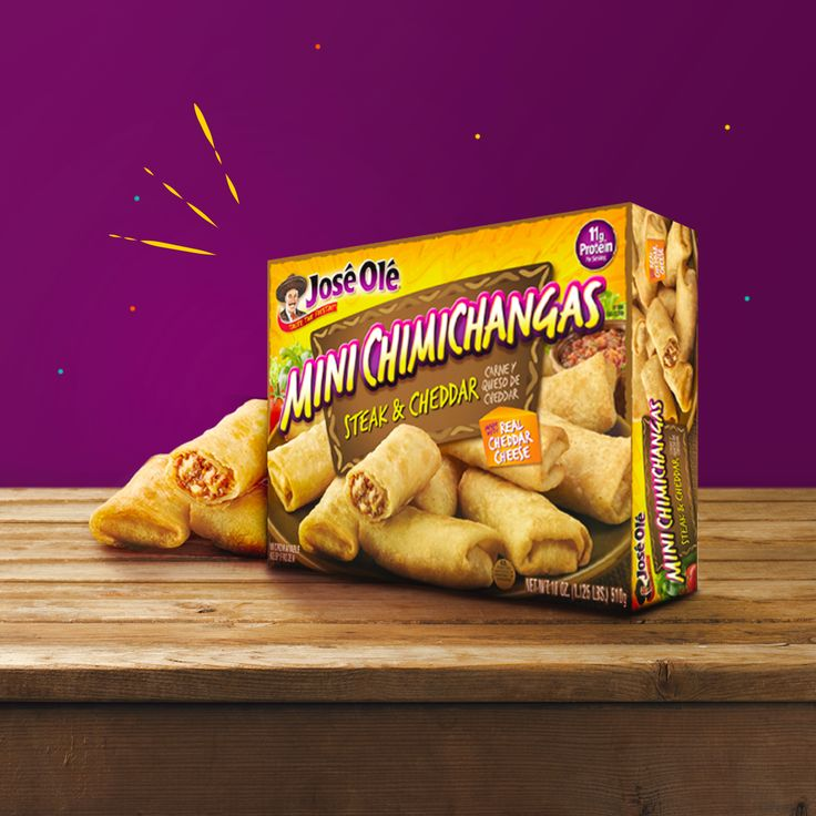 There is nothing as our Mini Chimichangas. Enjoy!