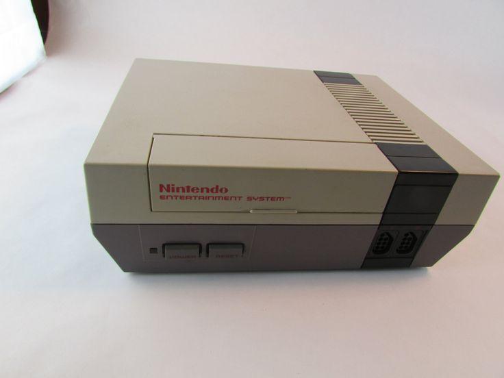 NES-001 Console From 1985 - For Parts / Repair - Powers Up by Cosmokra on Etsy