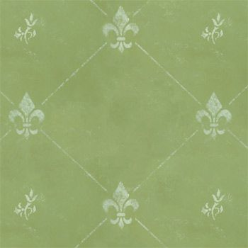 You can use this large-format Fleur de Lis French stencil design to paint all over your wall or Floor. Quickly and easily create a French ambience or the feel of a European Inn in your home!