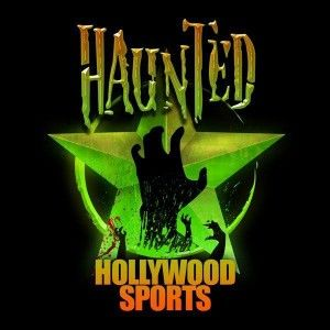Shooting Zombies at Haunted Hollywood Sports with Mario Garit | Using Airsoft guns to shoot zombies in your Haunted Attraction