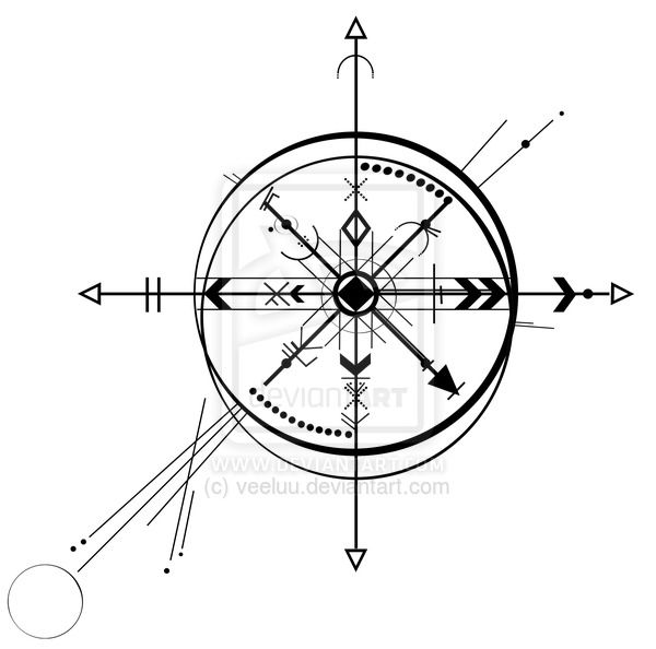 Compass Tattoo Line Drawing : Best images about tattoos on pinterest tribal back